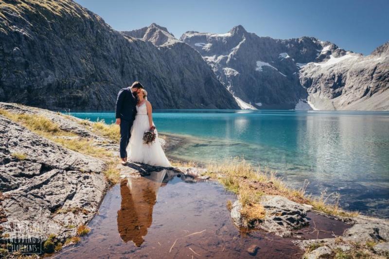 mountain wedding photographer Queenstown