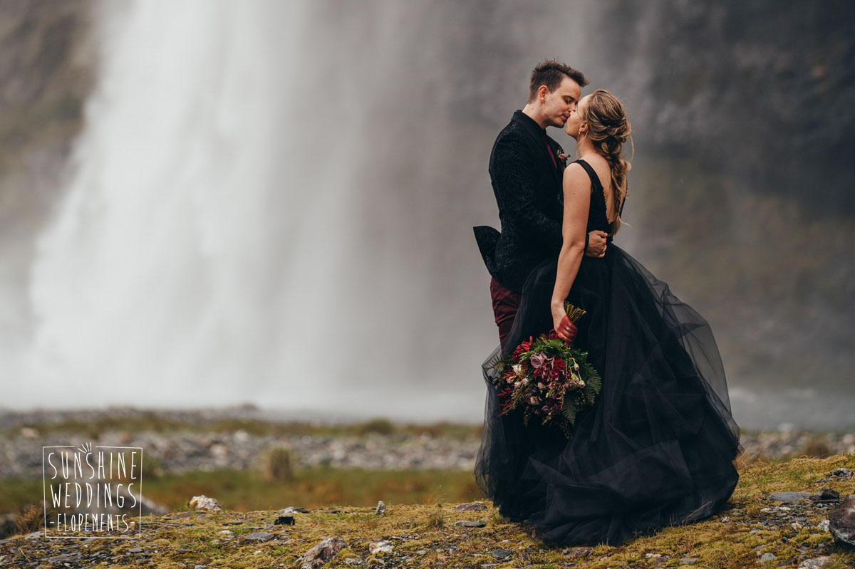 earnslaw elopement wedding